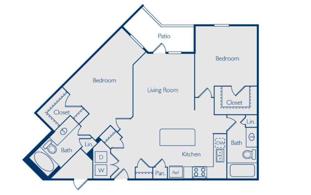 Holden Floor Plan